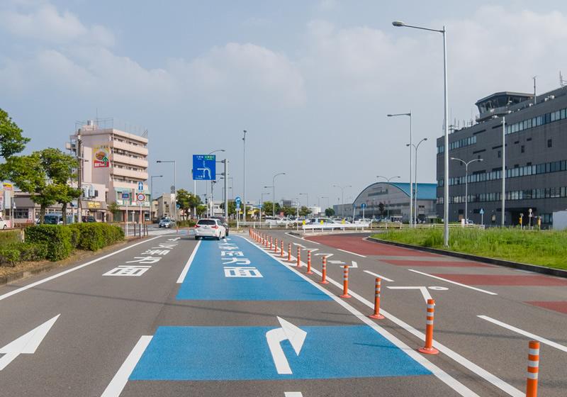 駐 国内線 車場 空港 福岡 駐車場へのアクセスマップ 福岡空港 空港南駐車場 楽楽パーキングシステム
